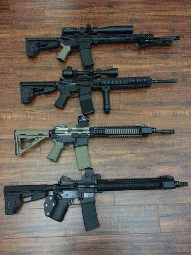 How Heavy is an AR-15? Average Weight & Savings Tips