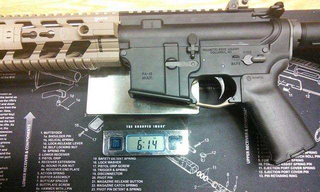 How Heavy is an AR-15? Average Weight & Savings Tips - CaliGunner com