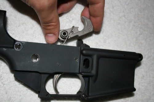AR-15 Lower Receiver Assembly Step-by-Step Guide